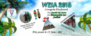 WEIA : Week End Inter-Audio @ Montpellier