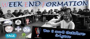 WEF : Week End Formation @ Lyon