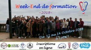 WEF 2018 @ Lyon | Auvergne-Rhône-Alpes | France